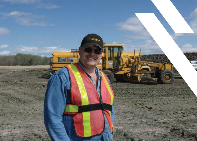 Dan Harms Owner of D. Harms Contracting